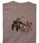 T-shirt brodé (dos)